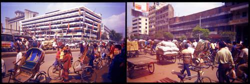 Dhaka City Life Analog Series 2 by krrrr1234