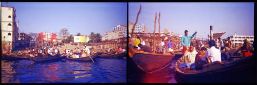 Dhaka City Life Analog Series 3 by krrrr1234