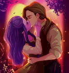 C - Jmaeq - Delilah and Callum by Pam-bOo