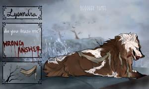 Blodugr-Tungl   Lysandra