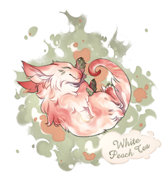 Advent Day 3 : White Peach Tea | Aetherlings!