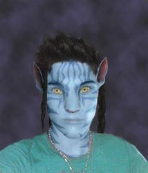 Na'vi or Avatar by AlaraKiranor