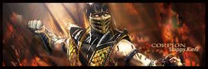 Scorpian -Mortal Kombat Series by slappyking