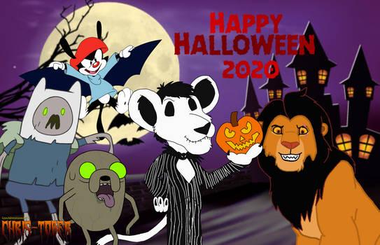 Chris-Tober: Happy Halloween 2020