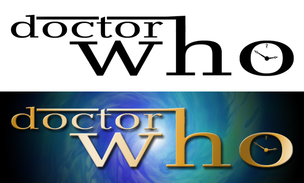 Doctor Who concept logo by fourth-heir