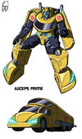 Auceps Prime by fourth-heir