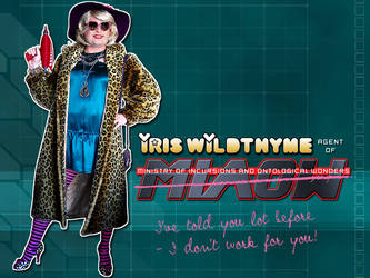 Operative Wildthyme by fourth-heir