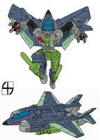 Armada Thrust - bases by fourth-heir