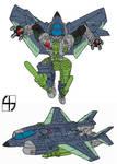 Armada Thrust - bases