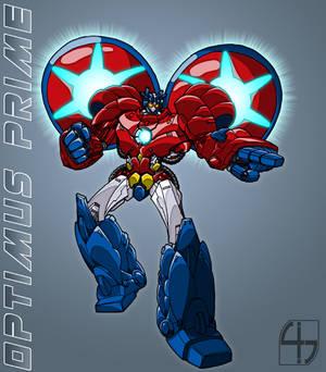 TransTech Optimus Prime