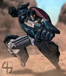 G2 Gobot: Scourge