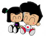 Danny and Sam-Love