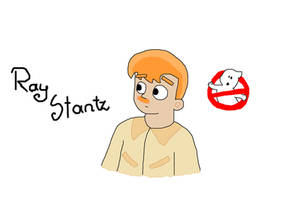 request 3: Ray Stantz by Chibi-Danny
