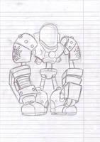 Sams combat suit by Chibi-Danny