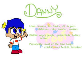 Danny the fairy by Chibi-Danny