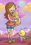 Tapir by Liralicia