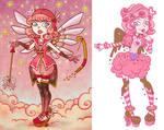 Cupids by Liralicia