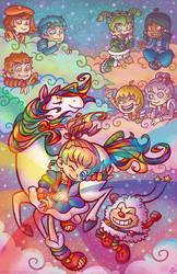 Expomonos de los 80: Rainbow Brite by Liralicia