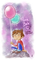 Balloons by Liralicia