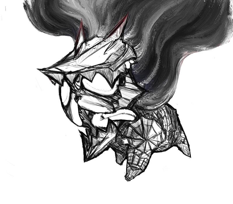 Berserker Guts Sketch By AaronGarcia On DeviantArt