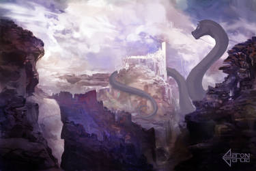 Midgard Serpent by AaronGarcia
