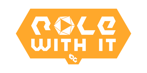 Role With It Logo