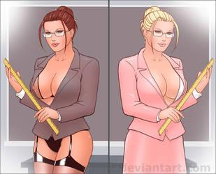 Hot Teacher by rplatt