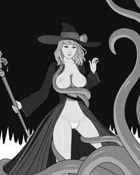 Wizard-Black Desert by rplatt