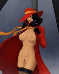 Carmen Sandiego by rplatt