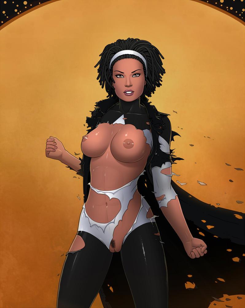 Monica Rambeau by rplatt