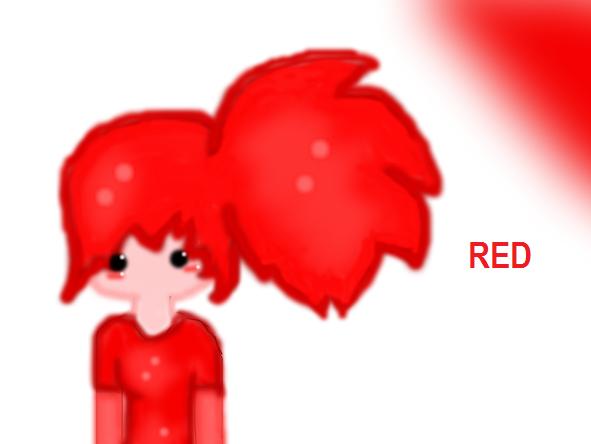 Red by iiibrokeyhu