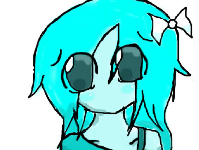 Turquoise by iiibrokeyhu