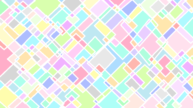 Pastel Geometry by iiibrokeyhu