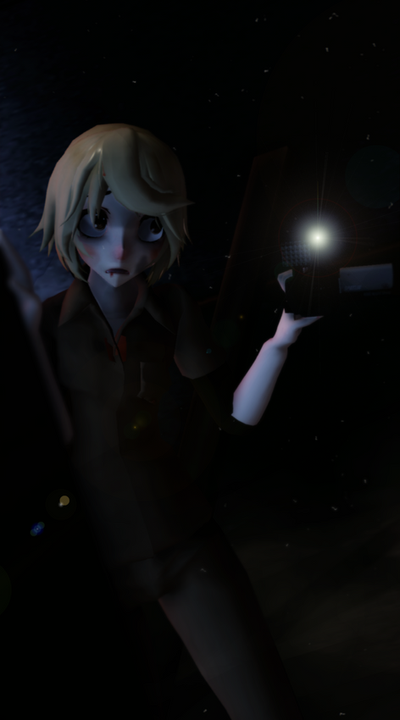 [MMD] [Outlast] Caution - above all else by Natsumy-Paradise
