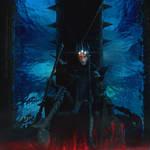 [MMD] Morgoth by Natsumy-Paradise