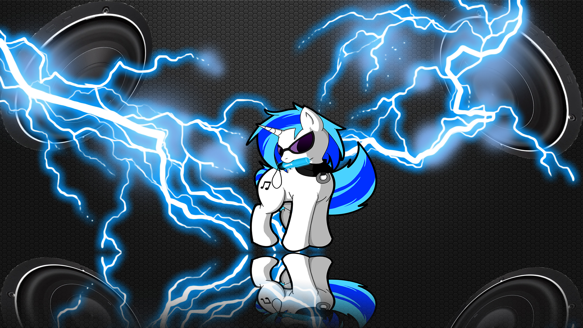 By Excrem By Excrem On Deviantart: Vinyl Scratch Extreme By GrandeForce On DeviantArt