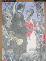 Fables Wedding by nataku145