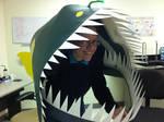 me in an anglerfish
