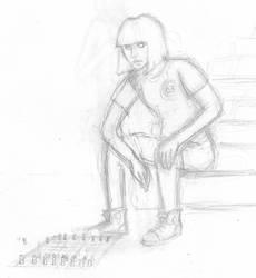 MA: sketch for maze event