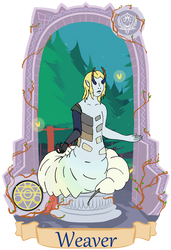 Monster Academy Application- The Weaver