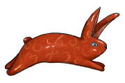 Red Rabbit Red Rabbit by PipDesign