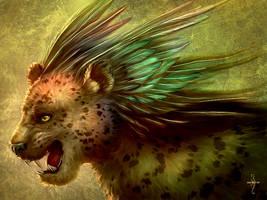 Jaguar by nell-fallcard