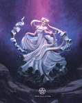 Princess Serenity - Sailor Moon Fan Art