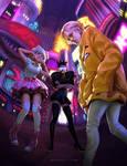 Neon City Girls
