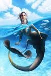 Ray Mermaid