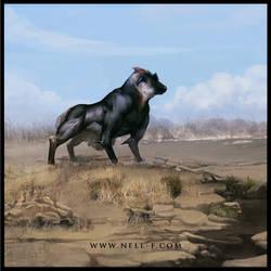 Fantastic Creatures: Bull Gorilla