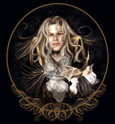 Alucard II by nell-fallcard