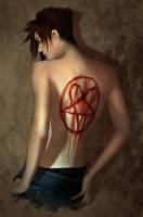 Back Heartagram by nell-fallcard