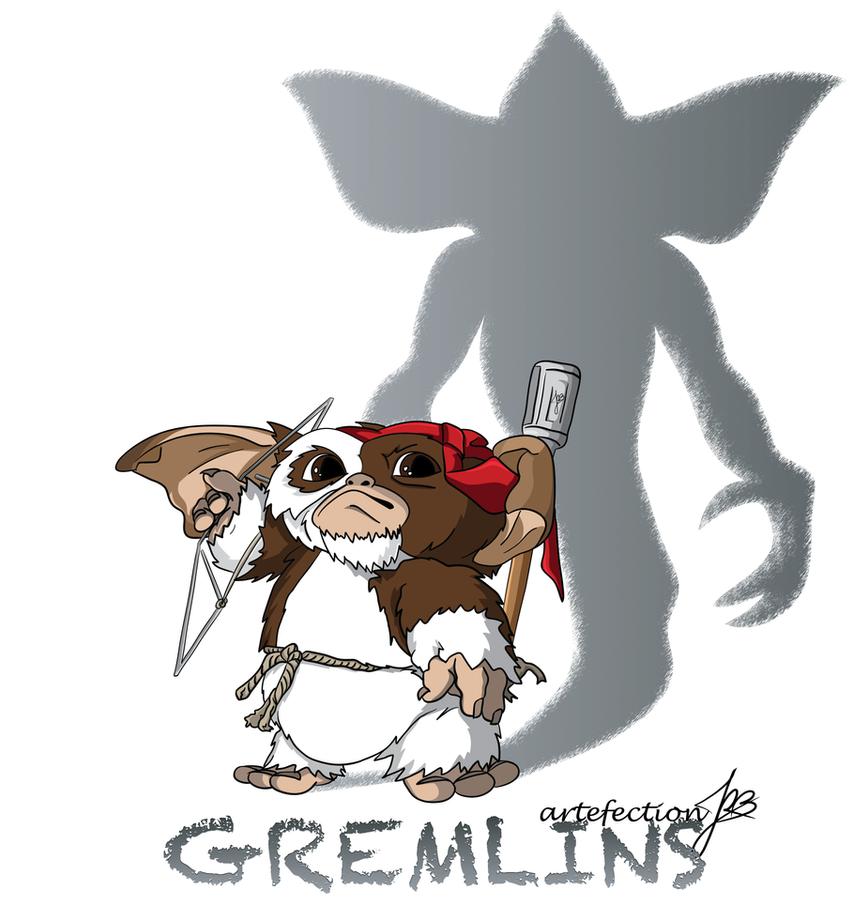 Gremlins Gizmo By Artefection On DeviantArt