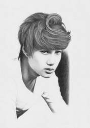 EXO Kai by chibi-in-neverland